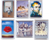 Magnetics and Coasters for museums