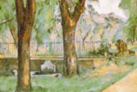 Láminas Cezanne